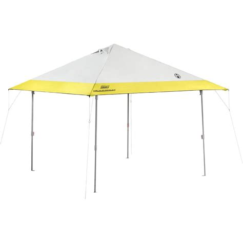 coleman awnings coleman instant canopy eaved 10 x 10 2000014346 b h photo