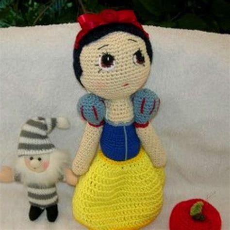 amigurumi pattern disney grab this super cute free snow white amigurumi crochet
