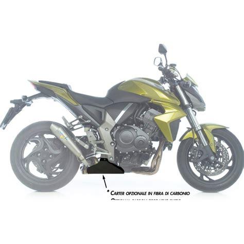 Auspuff Motorrad Leovince by Auspuff Carbonabdeckung Leovince F 252 R Honda Cb 1000r I E