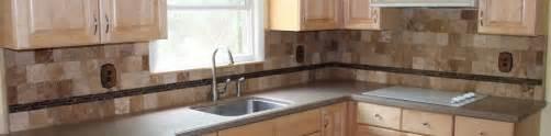 kitchen tile backsplash with stick glass border new self stick solid backsplash tiles from montgomery ward