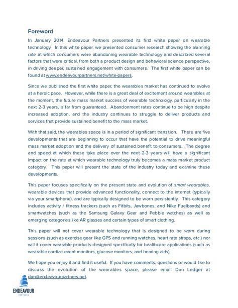 wearable technology research paper inside wearables part 2 july 2014