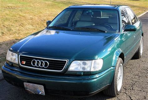 how to learn about cars 1995 audi s6 instrument cluster for 8 400 does this 1995 audi s6 quattro tempt