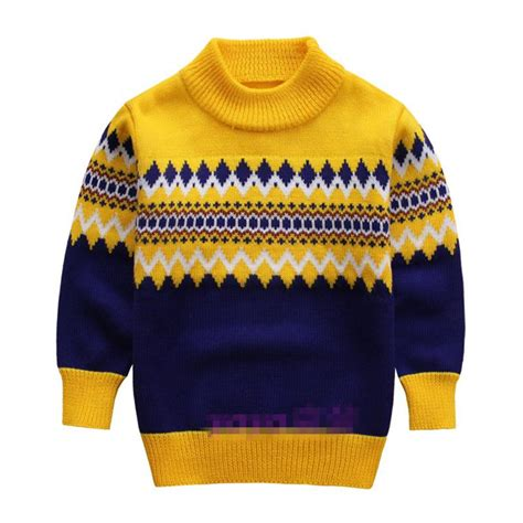 Sweater Boys aliexpress buy knitted sweater for boys 2015 autumn
