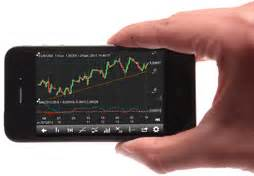netdania mobile app web applications stock quotes chart forex trading