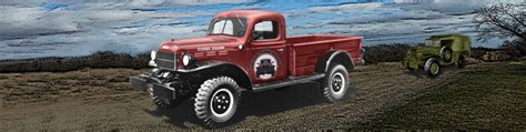 Vintage Power Wagons   Your Source for Vintage Dodge Power