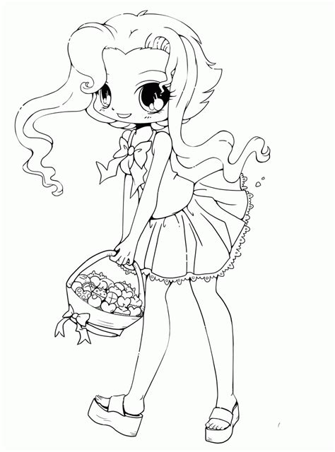coloring pages of kawaii crush beautiful kawaii crush coloring pages artsybarksy