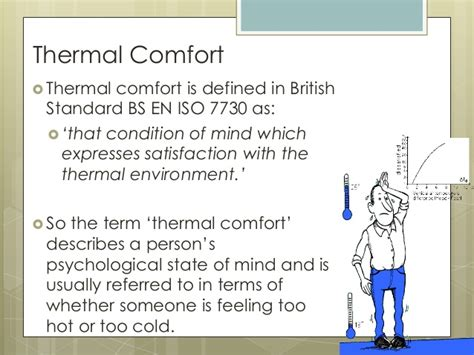 psychological comfort definition sem 2 bs1 ventitation 2