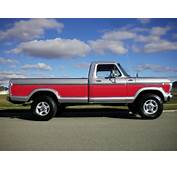 Seller Of Classic Cars  1978 Ford F 250 Two Tone Silver
