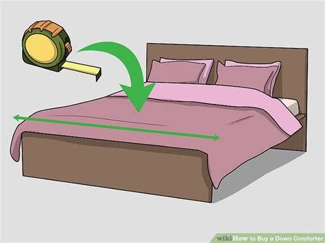 buy down comforter how to buy a down comforter 12 steps with pictures