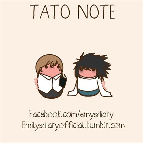 Tato Meme - tato note by emilysdiary on deviantart