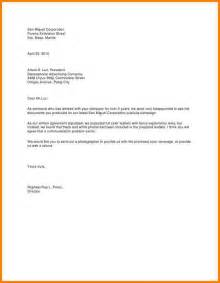 9 letter of adjustment sample monthly bills template