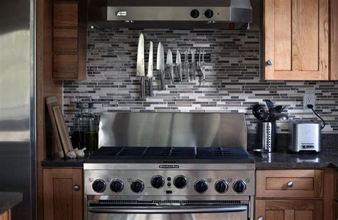 kitchen design idea install a stainless steel backsplash stainless steel backsplash ideas kitchen smith design