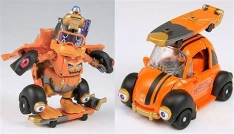 Donald Transformer Takara pato donald transformers se transforma de
