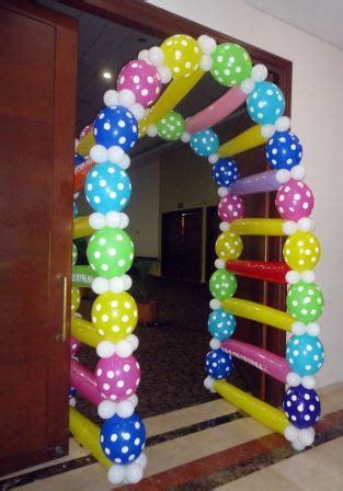 arcos con globos para decorar tu