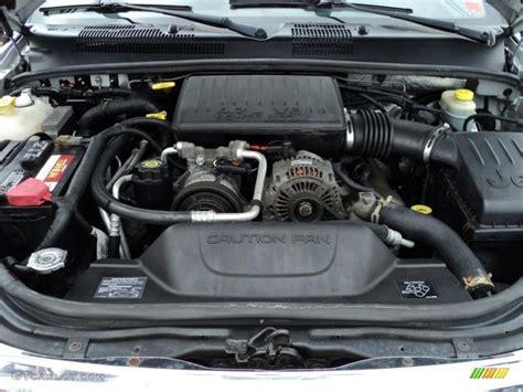 4 7 Liter Jeep Engine 2002 Jeep Grand Laredo 4x4 4 7 Liter Sohc 16