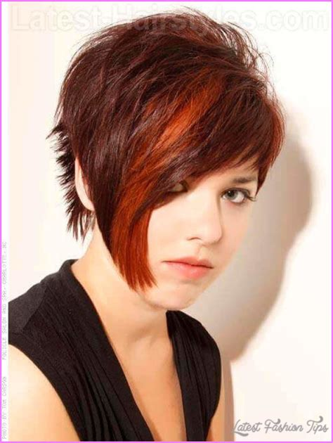 medium hairstyles for thick hair and haircare tips short asymmetrical haircuts for thick hair