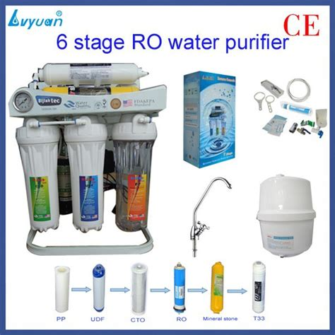 7 stage small best home osmosis water
