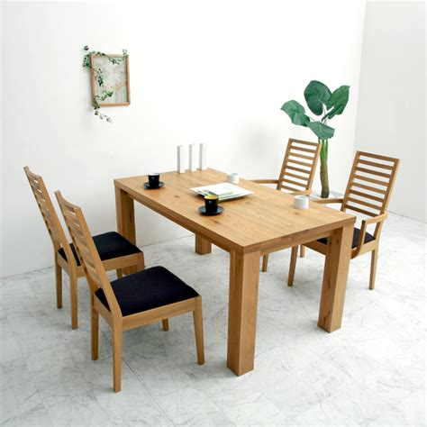 Japan Dining Table Nolsia Rakuten Global Market Asian Japanese Modern Nol 191694 Dining Table Wood Oak