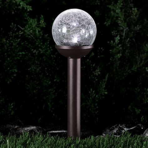 westinghouse mini solar holiday christmas garden outdoor pathway light 12 pack westinghouse mini crackle solar outdoor led stake light bronze 840002147804 ebay