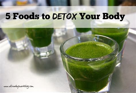 Foods To Help Detox Nicotine by All In A Days Work