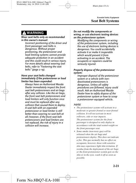 2010 mazda rx 8 transmission line diagram pdf service manual service manuals schematics 2010 mazda rx 8