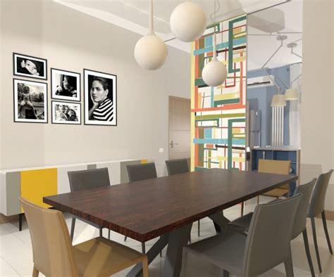 Idee Per Dividere Sala E Cucina by Idee Il Progetto Un Idea Per Dividere Cucina E Sala Da