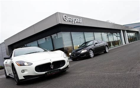 maserati uk appoints new dealer autoevolution