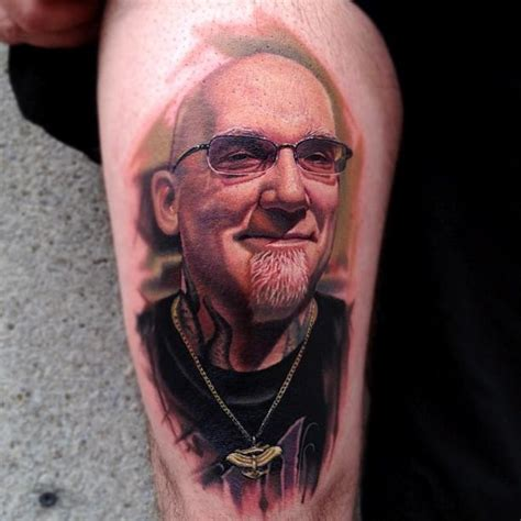 portrait tattoo artist education tattoos nikko bob tyrrell portrait
