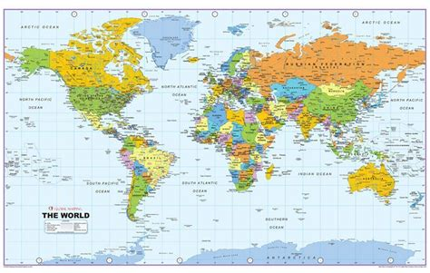 world map with country names hd world map desktop wallpapers wallpaper cave