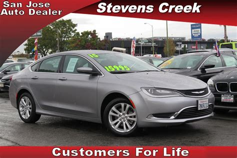 Chrysler Dealership San Jose by Used Cars In San Jose Creek Chrysler Jeep Dodge