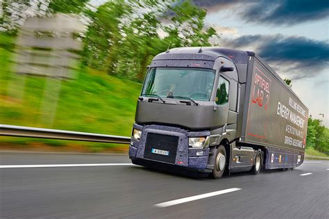 renault trucks renault trucks corporate press releases optifuel lab 2