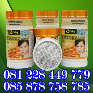 Obat Pemutih Badan Dan Wajah Emilay Whitening Herbal jual obat herbal dan kosmetik ibuhamil