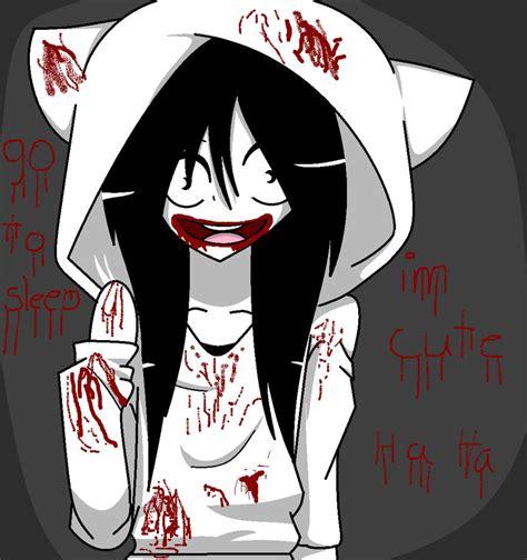 imagenes kawaiis de jeff the killer kawaii jeff the killer by kawaiiwolf23 on deviantart