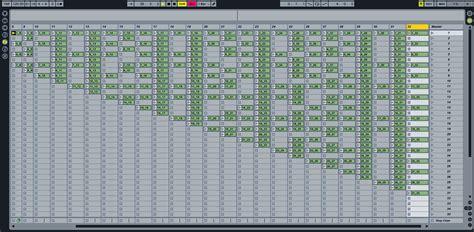 drum pattern algorithms euclidean rhythms in ableton midi clips for polyrhythmic