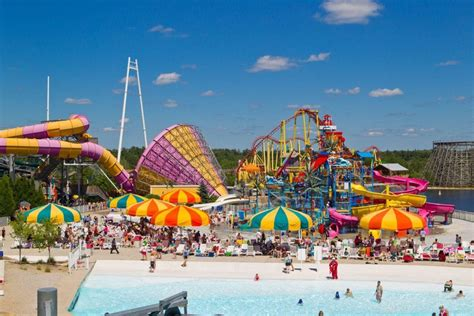 water parks  michigan  crazy tourist