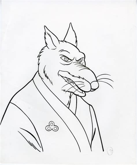 free coloring pages of splinter tmnt