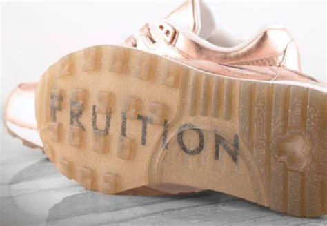 fruition x reebok fruition x reebok ventilator gold