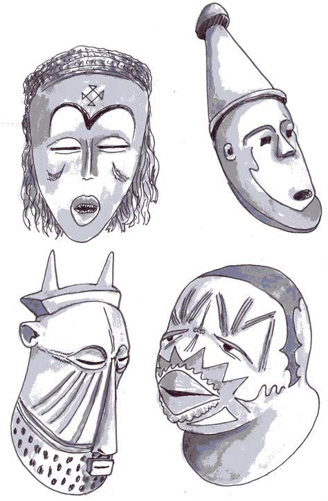 Masker Vir om maskers as artefakte vir rituele te skep kuns en