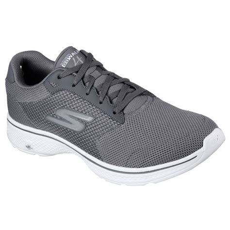Skechers Goga Max by Skechers 2017 Casual Mesh Mens Go Walk 4 Goga Max Sports