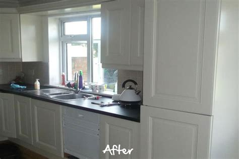spray paint kitchen cabinets farrow and handpaint furniture farrow painted kitchen
