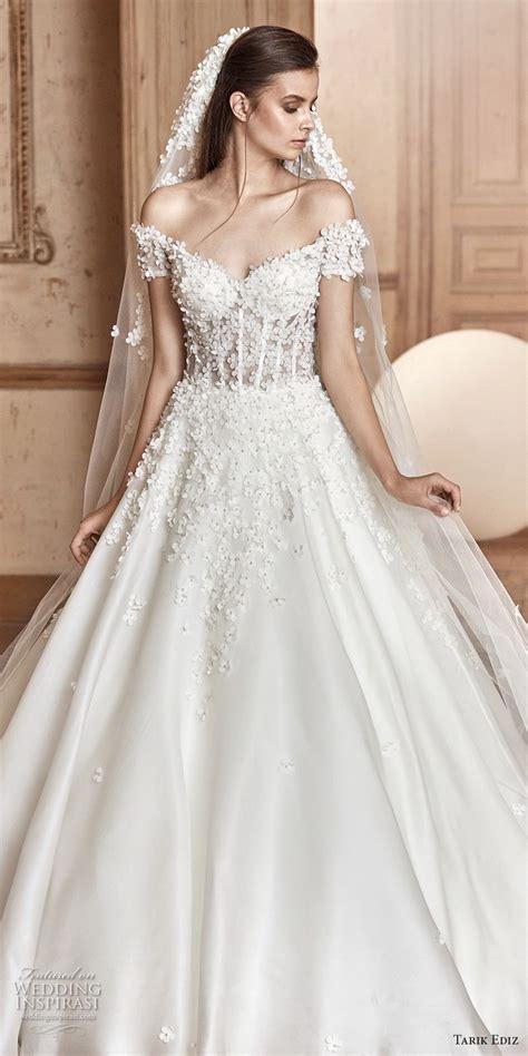 Dominiq Dress White Zv tarik ediz white 2017 wedding dresses wedding inspirasi