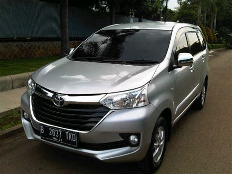 Lu Belakang Grand Avanza toyota grand new avanza g 1 3cc manual th 2016