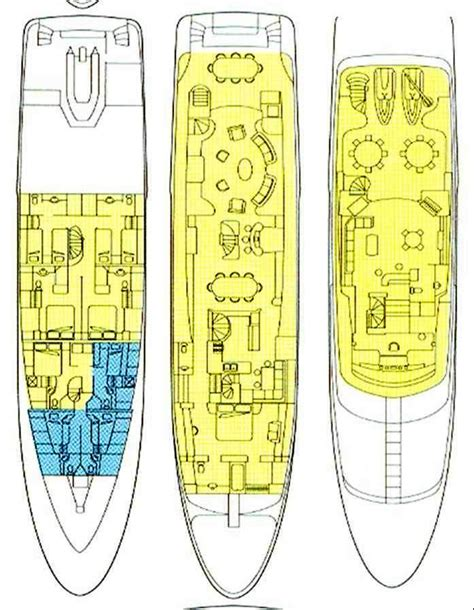 yacht checkmate layout benetti yacht bacchanal layout luxury yacht browser