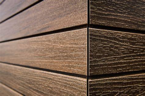 rivestimenti in legno per facciate esterne nuova linea di doghe in composito wpc per facciate