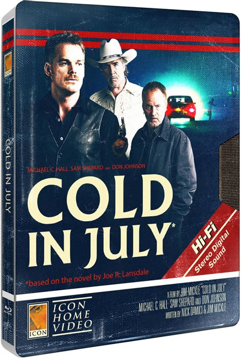 Exclusive Limited Editions At 20ltd by Cold In July Zavvi Exclusive Limited Edition Steelbook