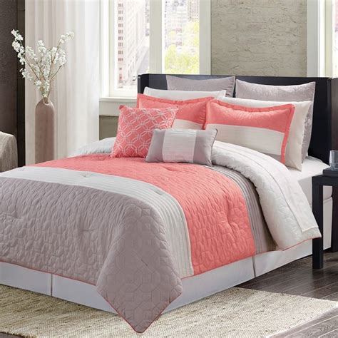 coral color bedding best 20 coral bedding ideas on