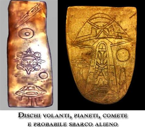dischi volanti alieni pianeti comete e dischi volanti