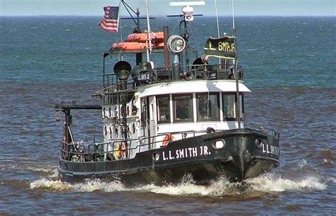 duluth boat cruise l l smith jr cruises duluth shipping news