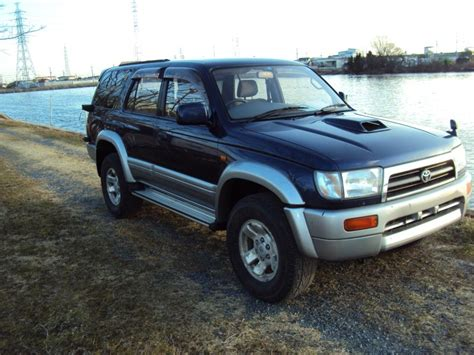 Toyota Hilux Surf Turbo Diesel Toyota Hilux Surf Ssr X Diesel Turbo 4wd 1997 Used For Sale