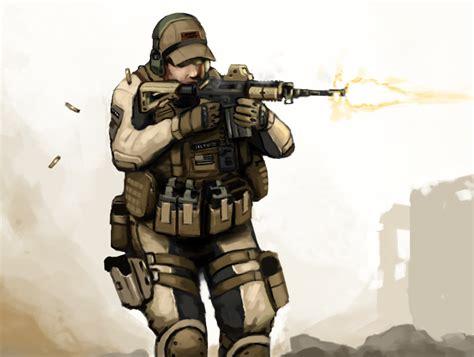 imagenes de soldados realistas the art warrior